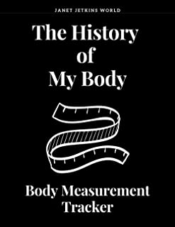 The History of My Weight: Body Measurement Tracker for woman, Fitness Trucker Journal