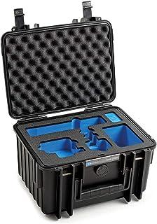 B&W transportkoffer outdoor voor GoPro 9 Type 2000 zwart - waterdicht conform IP67-certificering, stofdicht, onbreekbaar e...