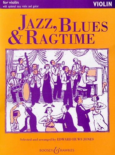 Jazz Blues & Ragtime. Violine
