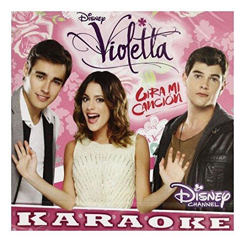 Violetta - Girami Cancion Vol.3 Karaoke (Disney) Soundtrack [CD]