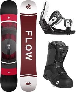 2020 Vert 162 Wide Men's Complete Snowboard Package Bindings Nidecker BOA Boots