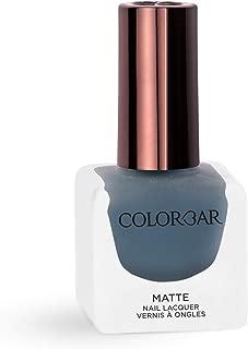 Colorbar Matte Nail Lacquer, Jet Pack, 12 ml
