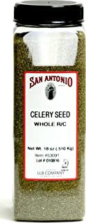 18 Ounce Premium Whole Celery Seed