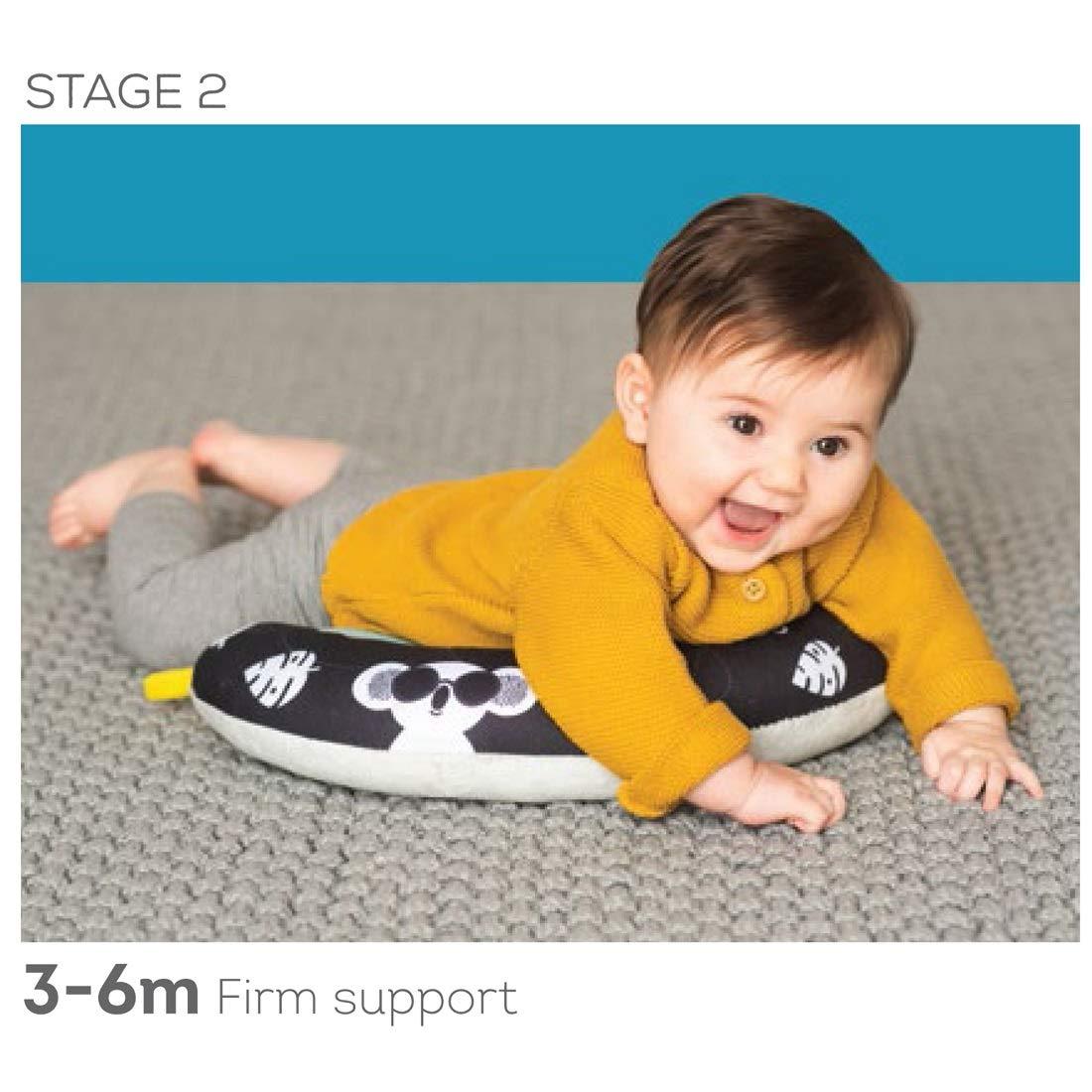 Amazon.com Taf Toys 20 en 20 Tummy Time   Almohada de desarrollo ...
