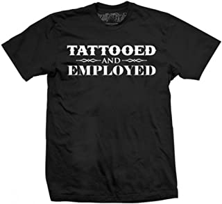 steadfast clothing tattooed and employed