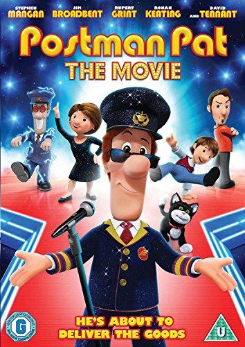 Postman Pat: The Movie [DVD] [2017]