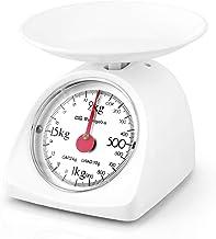 Orbegozo PC 1015 - Peso de cocina mecánico, capacidad má