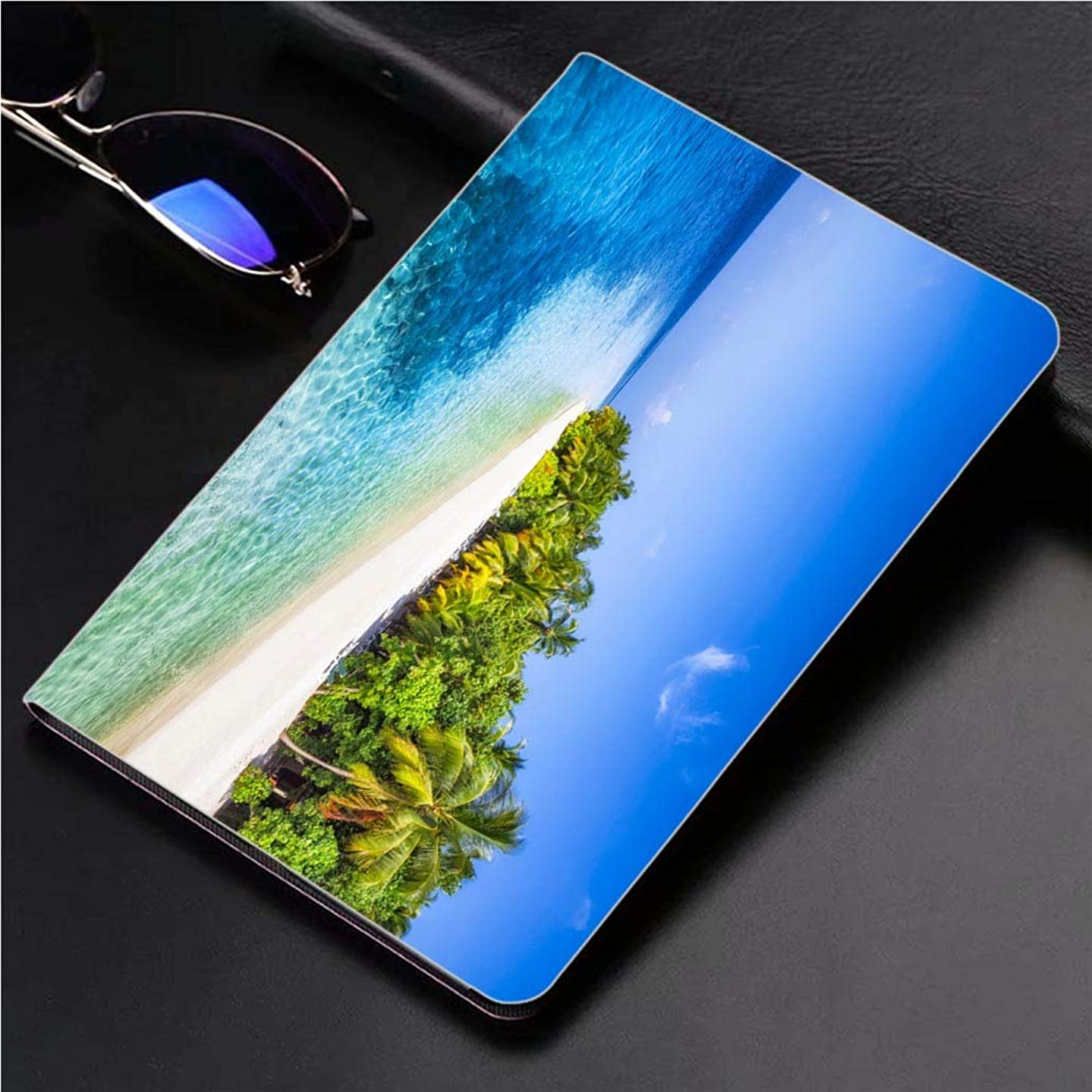 Compatible with 3D Printed iPad Pro 10.5 Case Palm Beach 360 Degree Swivel Mount Cover for Automatic Sleep Wake up ipad case