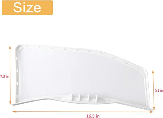 Compatible with WP37001142 Lint Screen Trap Catcher 37001142 Dryer ...