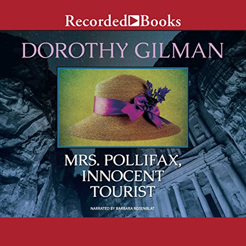 Mrs. Pollifax, Innocent Tourist cover art