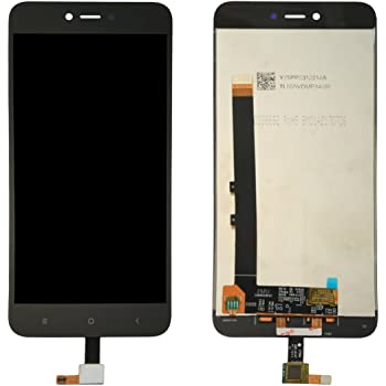 Replacement XIAOMIN LCD Screen and Digitizer Full Assembly for Motorola One Power P30 Note Black Color : Black