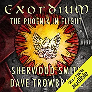The Phoenix in Flight     Exordium, Book 1              By:                                                                                                                                 Sherwood Smith,                                                                                        Dave Trowbridge                               Narrated by:                                                                                                                                 James Patrick Cronin                      Length: 20 hrs and 25 mins     37 ratings     Overall 3.4