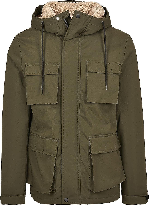 Urban Classics Men Winter Jacket Field