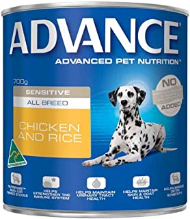 Advance Adult and Senior All Breed Sensitive 700g Dog Wet Food