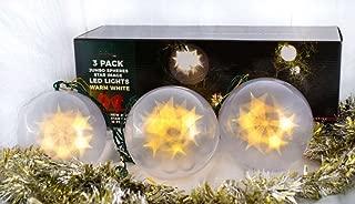 Best iridescent christmas decorations Reviews