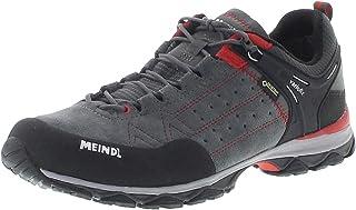 Meindl Heren Hiking Schoenen 3938-78 Ontario GTX Rood Antraciet