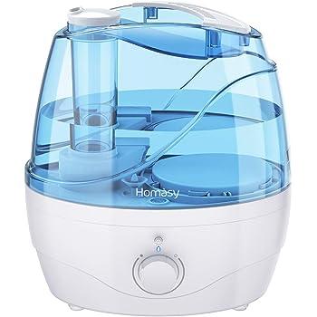 ANSIO Ultrasonic Cool Mist Humidifier 1500 ml, Great Little