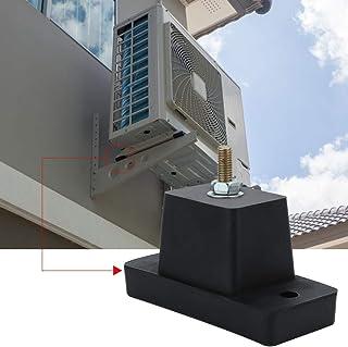 Amortiguador a prueba de choques del pie del amortiguador de choque del soporte del aire acondicionado para el acondicionador de aire al aire libre Accesorios del aire acondicionado Soportes de goma