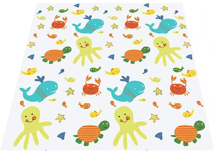 Max 75% OFF Youngy Very popular Play Mat High Chair Floor Splash Protector Slip Non
