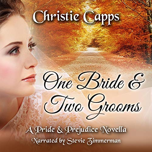 One Bride & Two Grooms cover art