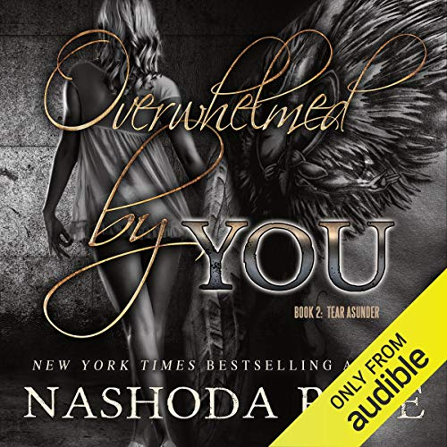 Overwhelmed by You audiobook cover art