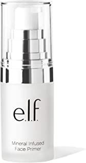 e.l.f. Studio Mineral Infused Face Primer, 0.47 ounce (2 Pack) Clear