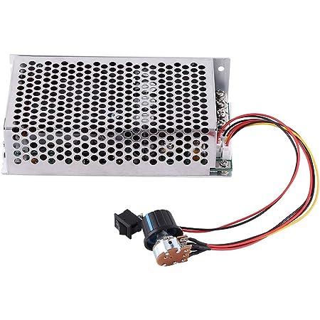 Pwm Controller 10 50v 100a 3000w Dc Motor Drehzahlregler Schalter Regler Küche Haushalt