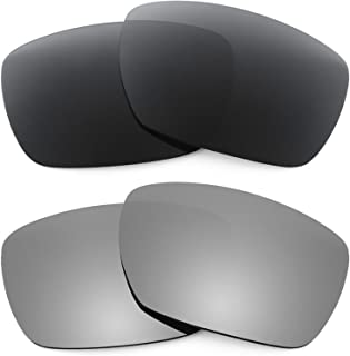 Replacement Lenses for Oakley Tincan 2 Pair Combo Pack K001