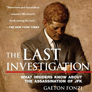 The Last Investigation cover art