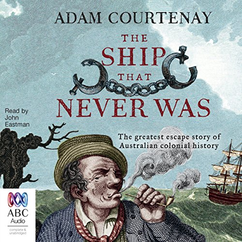 The Ship That Never Was audiobook cover art