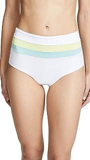 LSpace Women's Reversible Portia Stripe Bottoms