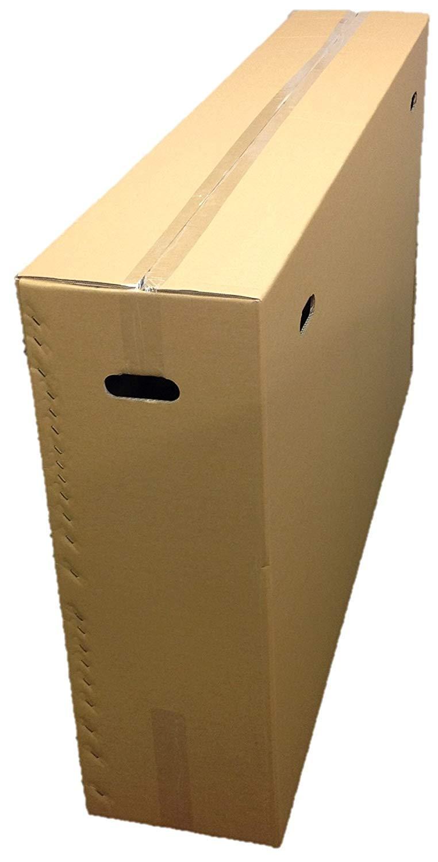 Grande boîte en carton pour vélo - Emballage dexpédition - Boîte ...