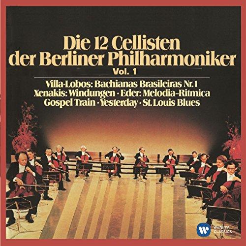 Die 12 Cellisten der Berliner Philharmoniker Vol. 1