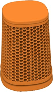 Terraplanter Lazy Automatic Watering Ceramic Flowerpot Indoor Plant Red Clay Automatic Water Seepage Honeycomb Flowerpot, ...