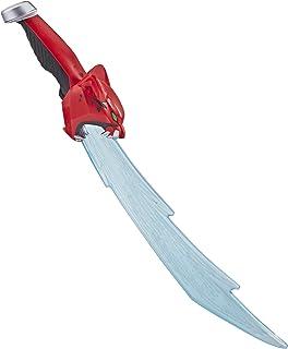 Espada Beast Morphers Guepardo, Power Rangers, E5897, Azul/Vermelho