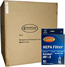 (60) Eureka HF2 Hepa Pleated Filter HF-2 Eureka Upright Ultra Smart, Boss, Omega, UltraSmart Vac Cyclonic, Whirlwind Vacuum cleaners, 61111, 61495, 61111A, 61111B, 61111C