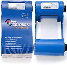 Zebra True Colours 800033-840 Ribbon Cartridge - YMCKO. IX COLOR RIBBON YMCKO 200IMAGE PER ROLL FOR ZXP SERIES 3 BP-SP. Dye Sublimation, Thermal Transfer - 200 Card by Zebra Technologies