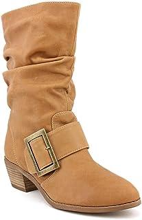 حذاء تشاينيز لوندري للنساء، ذو خطوتين، طبيعي