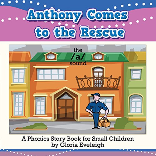 Anthony Comes to the Rescue audiobook cover art
