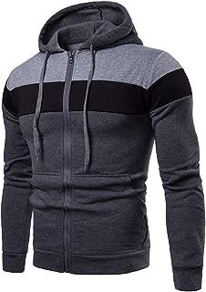 Aoogo Herren Baggy Baumwolle Leinen Solid Button Plus Size Langarm Kapuzen Shirts Tops Hemd Mittelalter Bluse