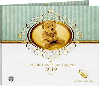 2019 S Birth Proof Coin Set Mint Packaged