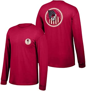 NCAA Men's Long Sleeve T Shirt State Patriot
