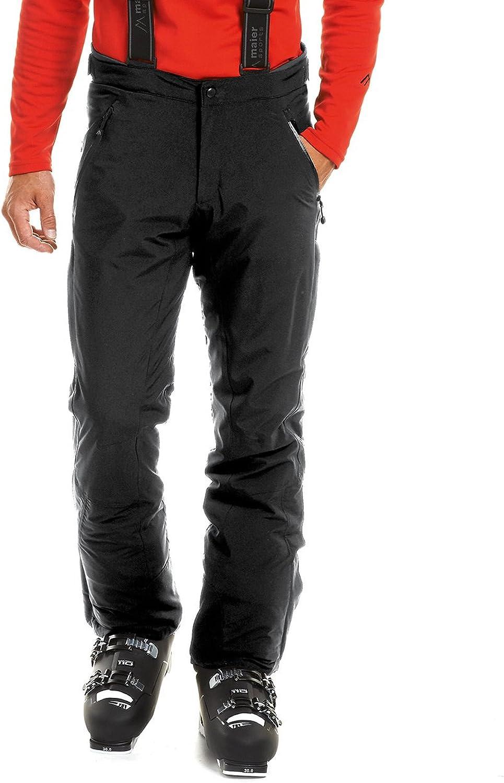 Maier sports Men's Skiing Trousers BiElastic Copper