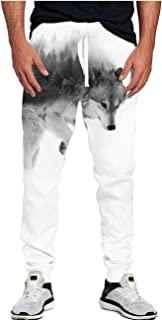 Men Women Casual Sport Jogger Sweatpants 3D Graphic Workout Running Baggy Pants Trousers with Drawstring