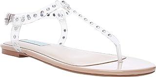 Betsey Johnson Blue Women's SB-ROSA Flat Sandal