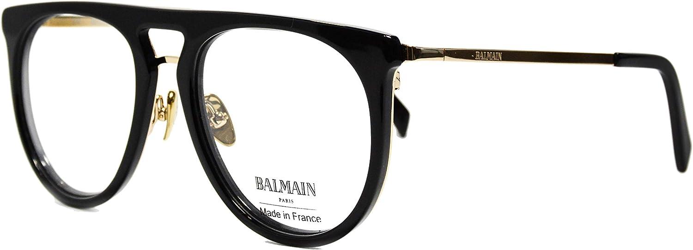 Eyeglasses Balmain BL3071 01 Black frame Size 5318140
