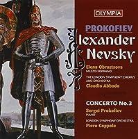 Alexander Nevsky Op 78 (1939)