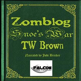 Snoe's War audiobook cover art