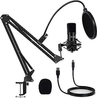 کیت میکروفون بازی پادام USB استودیو پادکام ، پلاگین 192KHz / 24BIT
