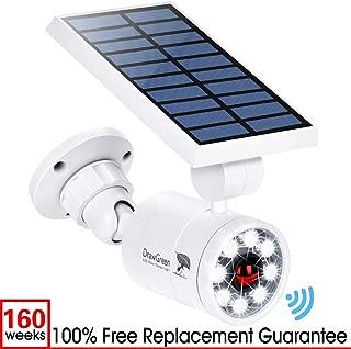 solar outdoor light parts